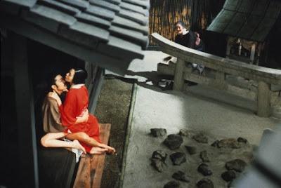 'O Imperio dos Sentidos', de Nagisa Oshima