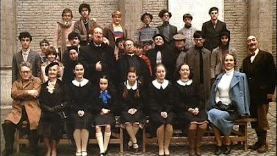 fotograma de 'Amarcord', de Fellini