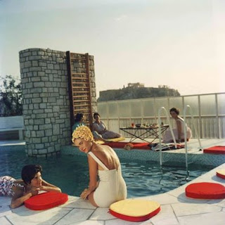copyright Slim Aarons