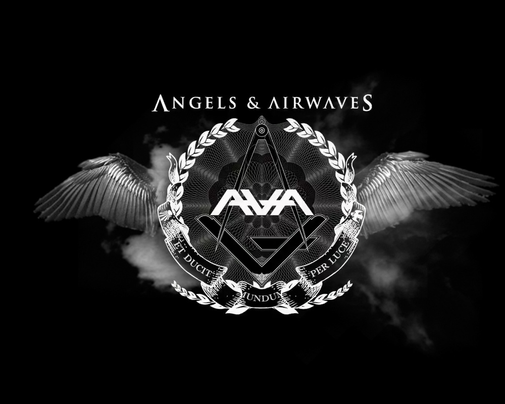 Angels+and+airwaves+love