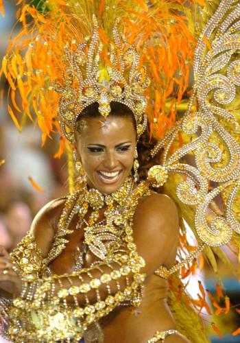 carnival in rio de janeiro 2010. The carnival in Rio is of such
