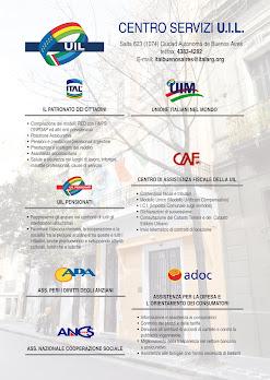 Nuovo Centro Servizi U.I.L. a Buenos Aires