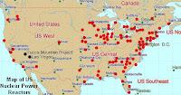 US Power plants