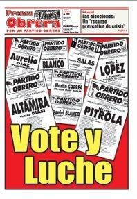 Prensa Obrera 1086