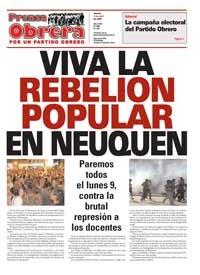 Prensa Obrera 986