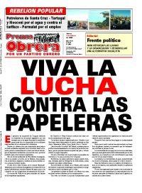 Prensa Obrera 932