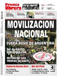 Prensa Obrera 923