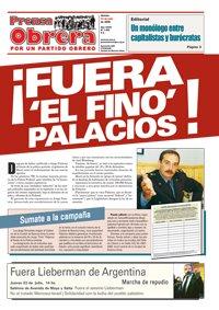Prensa Obrera 1092