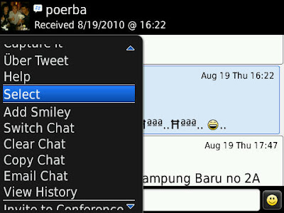 Download Autotext Blackberry Messenger BBM Simbol Unik Lucu