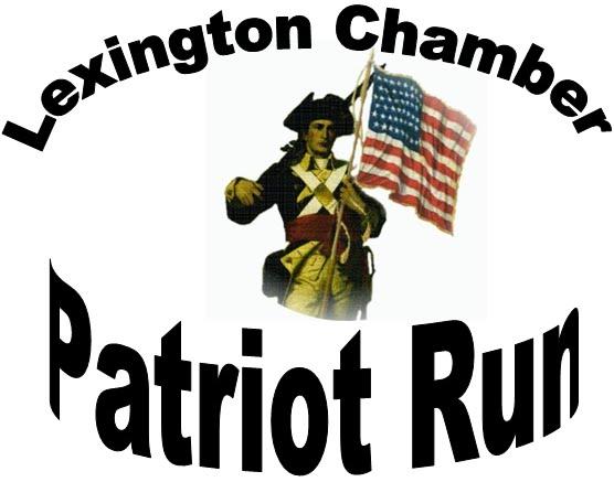 LEXINGTON CHAMBER PATRIOT RUN