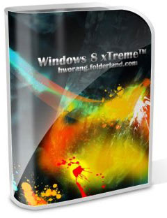 Windows 8 xTreme x86 + Language PT BR download baixar torrent