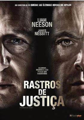 Filme Poster Rastros de Justiça DVDRip XviD Dublado