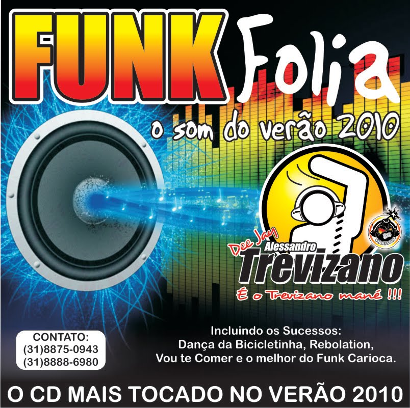Baixar CD-Download-CD FUNK FOLIA 2010 - TREVIZANO