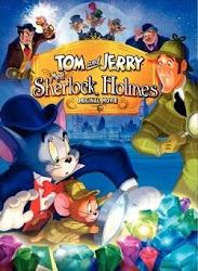 Baixar Filme Tom e Jerry – Encontram Sherlock Holmes (Dual Audio) Online Gratis