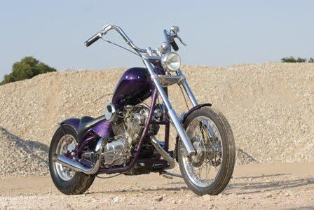 Yamaha Chop