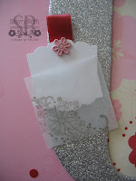 Close up of Love Notes pocket