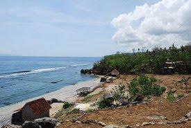 Paradise in Bali - Suana Beach