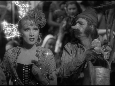 Marlene Dietrich in The Devil is a Woman