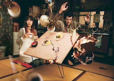 Miki Nakatani (left) and Hiroshi Abe in Happily Ever After