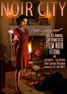 Noir City 9 Poster