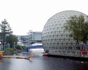 The Ontario Place Corporation, an agency of the Ministry of Tourism and . (ontarioplacecinesphere by alexindigo)