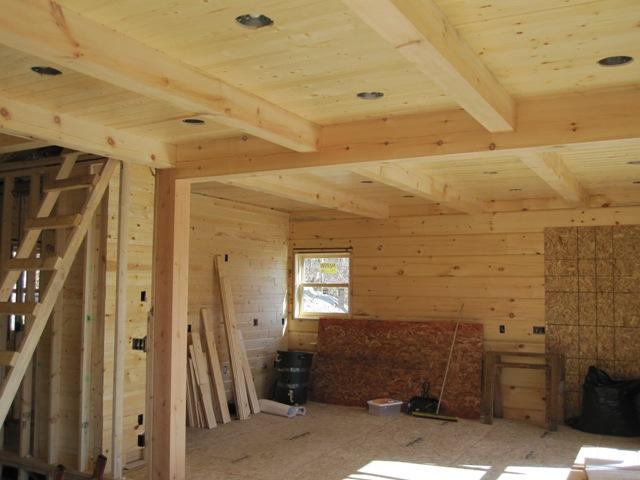 Log Cabin Blog April 8th Update