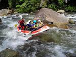 Aktiviti Rafting
