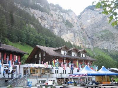 Kandersteg Lodge