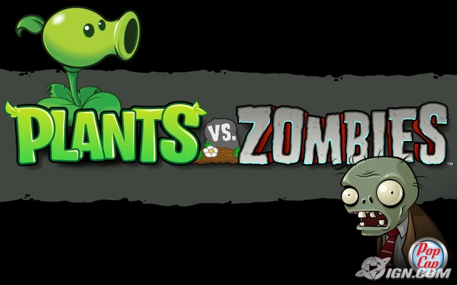 Download Plants Vs Zombies Full Version.