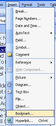 how to create a url link for a word document