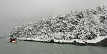Monte Balmaceda Fjord Landscape