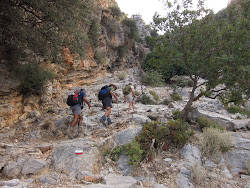 Beginning the Lycian Way