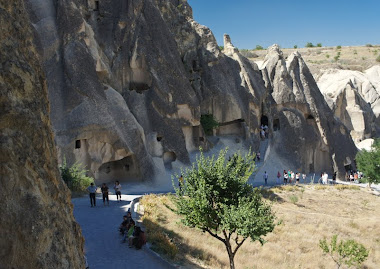 Open Air Museum, Goreme, Cappadocia, Turkey