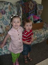 MAKAYLA AND BRODIE