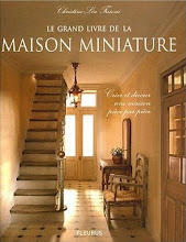 Le Grand Livre de la Maison Miniature