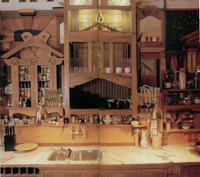 The steampunk home a steampunk kitchen for Kitchen designs steampunk