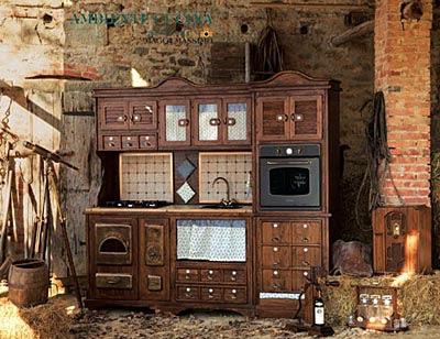 The steampunk home maggi massimo is magnifico for Kitchen designs steampunk