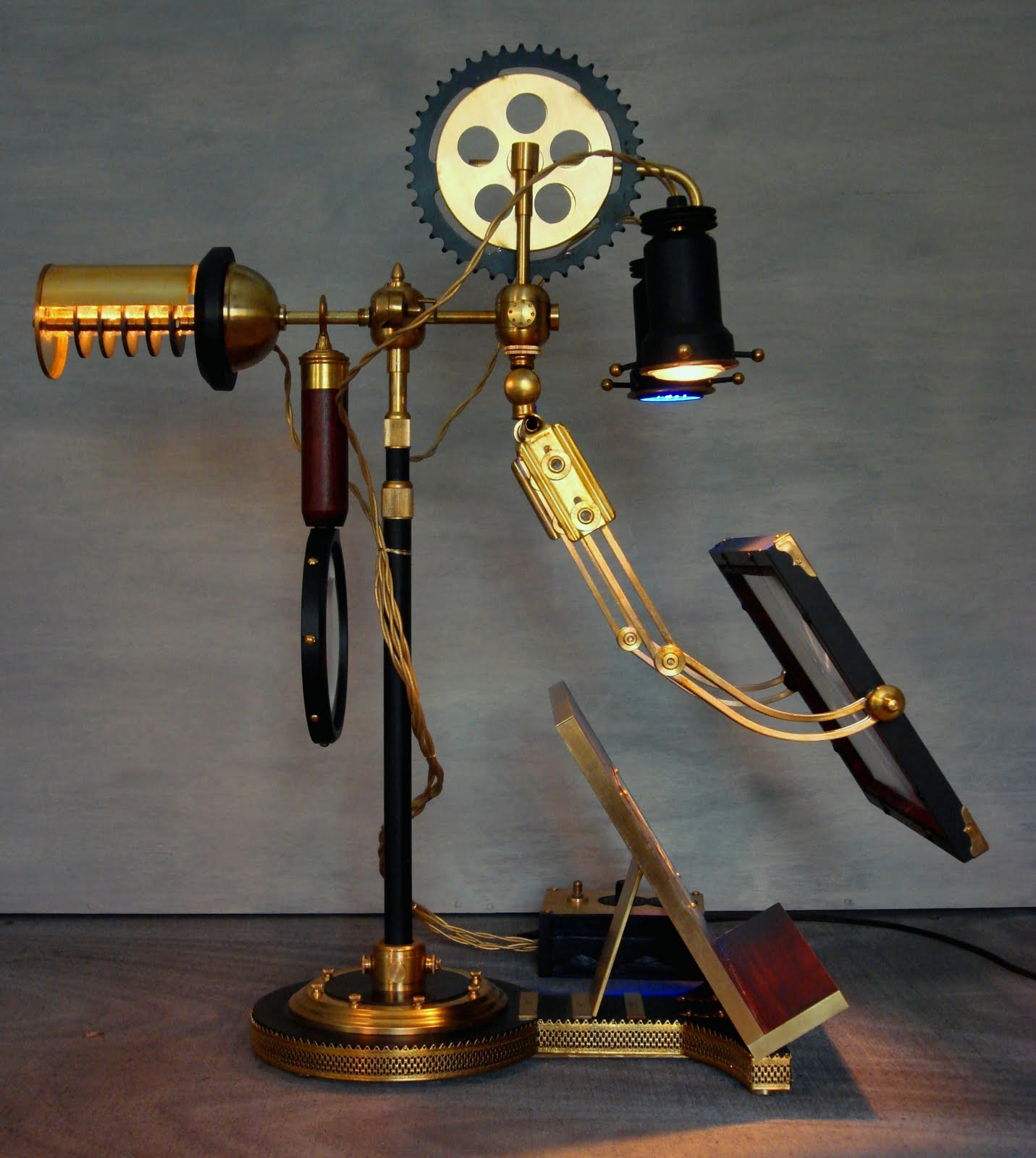 Лампа операционная своими руками