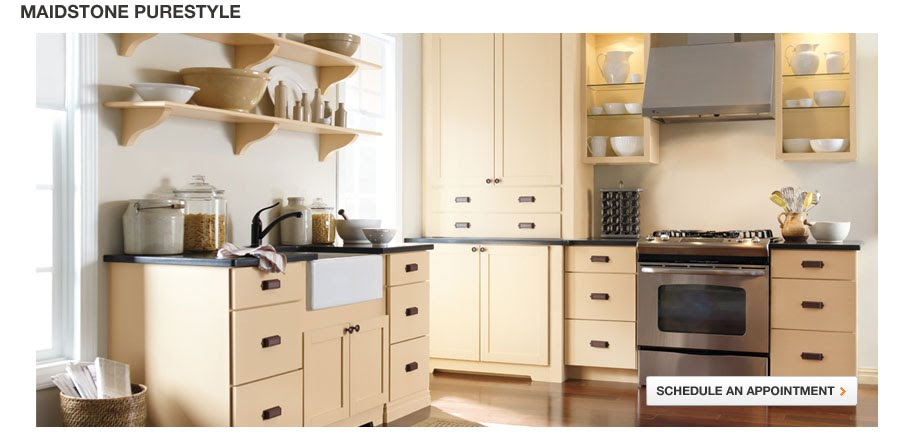 Kitchens At Home Depot By Martha Stewart