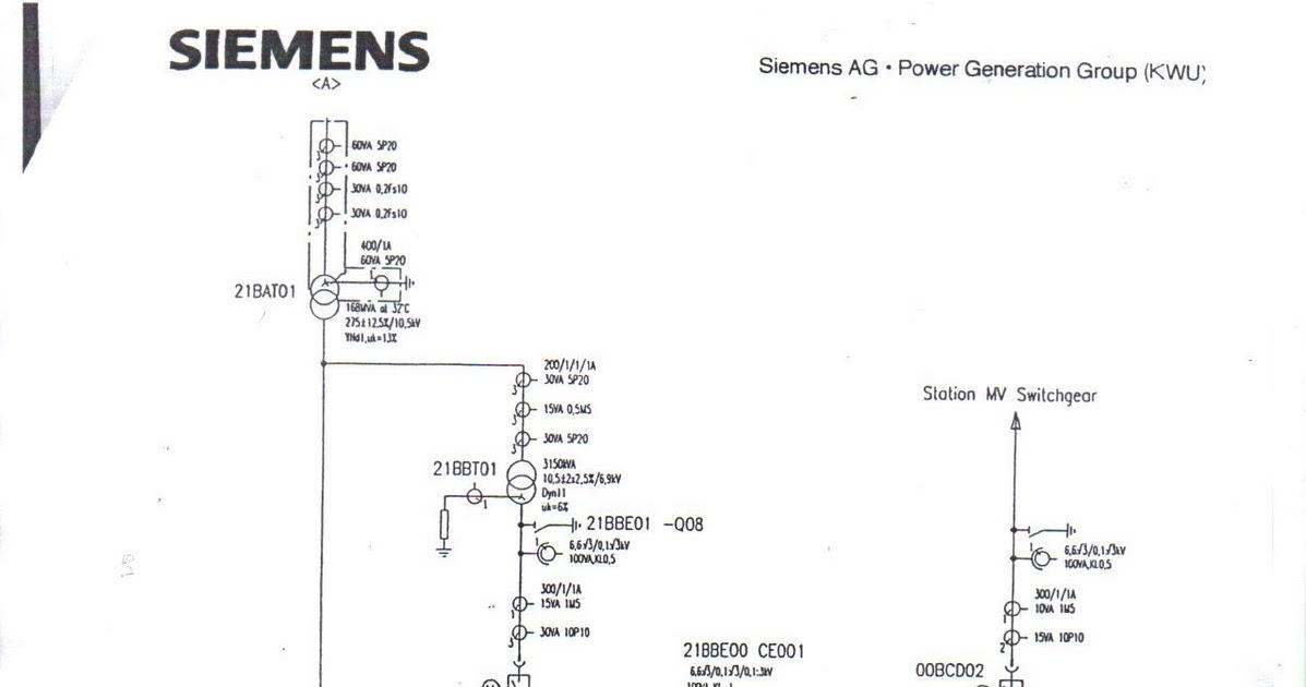 Dmie U0026 39 S Industrial  Gt And St Single Line Diagram