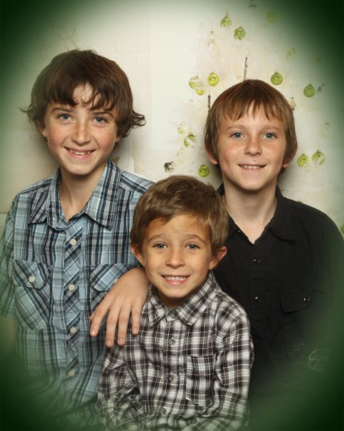 Christian, Austin & Jordan