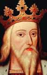 Edward III as a young man