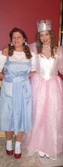 Dorothy & Glinda