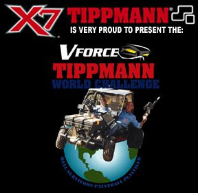 Tippmann X7 & Special Ops - VForce Tippmann World Challenge X - MICHIGAN