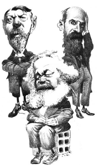 a comparison of stratification theorists by karl marx and max weber in philosophy