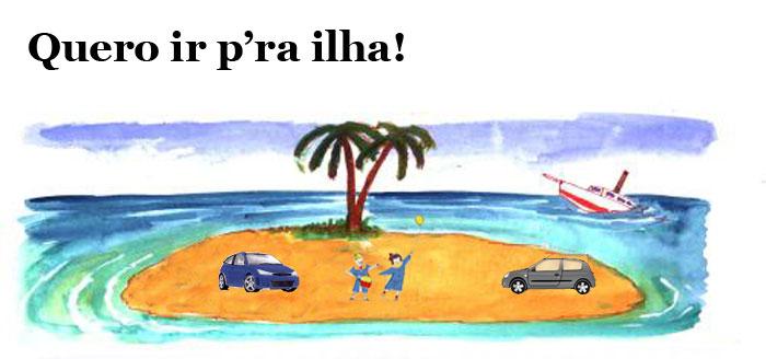 Quero Ir P'ra Ilha!