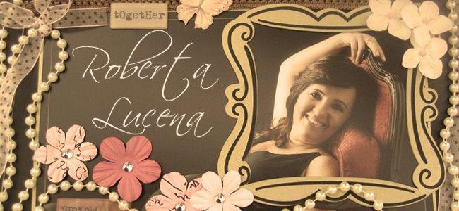 Roberta Lucena Scrapbooking