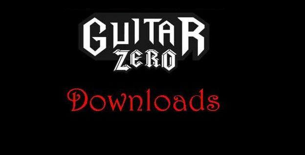 Guitar Zero Downloads