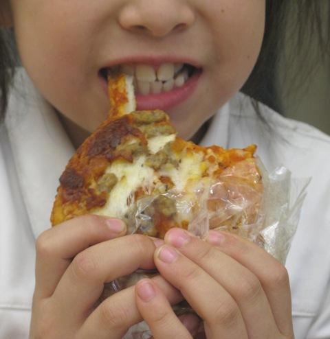 how to make school breakfast pizza