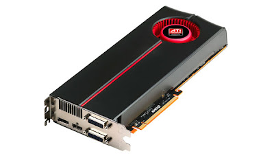 ATI Radeon HD 5800 from AMD